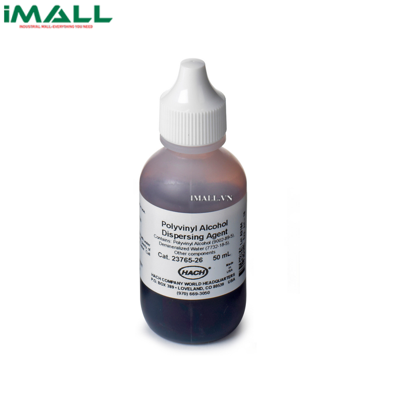 thuoc thu ruou polyvinyl hach 2376526 50 ml