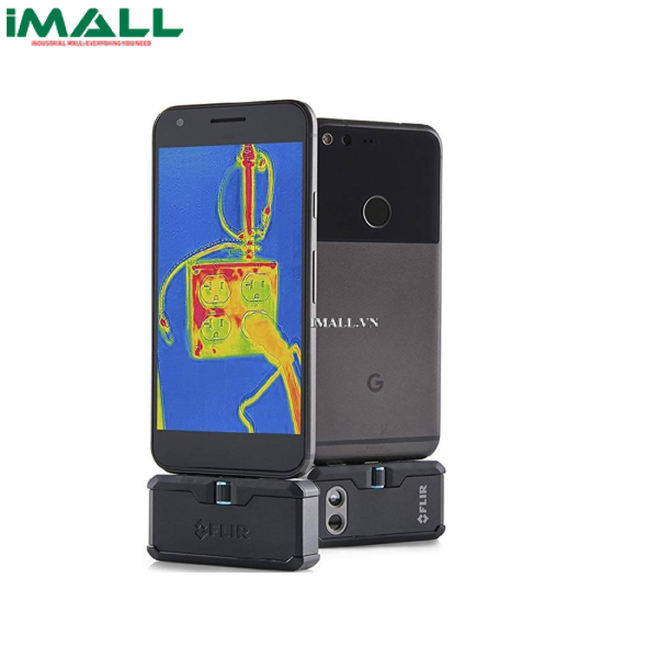 Camera Anh Nhiet Dung Cho Smartphone Flir One Pro Ios 400c 160x120 Pixels