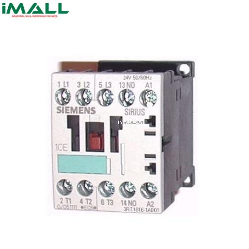 Contactor 3p Siemens 3rt1016 1ab01 4 Kw 400 V