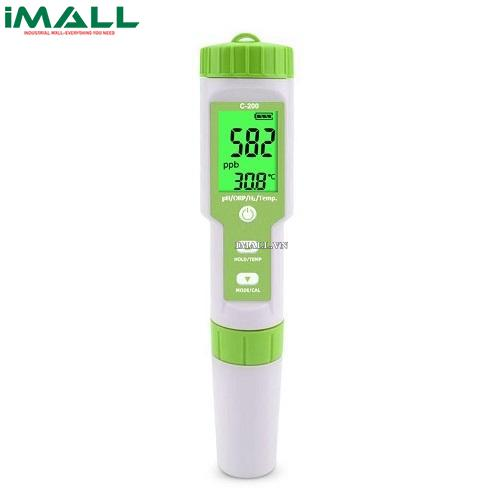 But Do 4 In 1 Ph Orp H2 Temp Total Meter C200