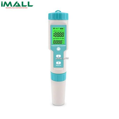 But Do 7 In 1 Salinity Ph Tds Ec Orp Sg Temp Total Meter Com600