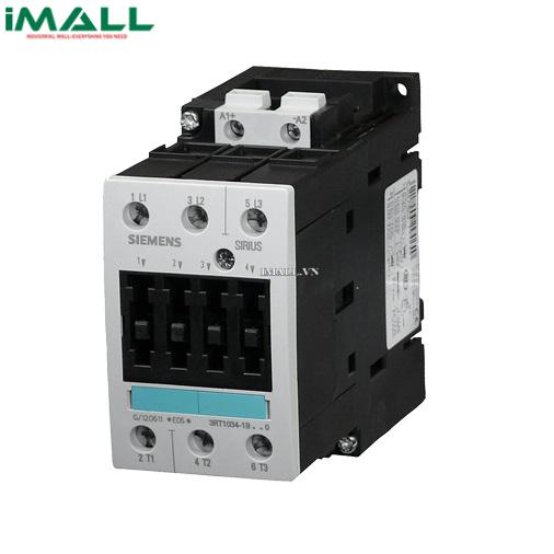 Contactor 3p Siemens 3rt1035 1ad20 18 5 Kw 400 V