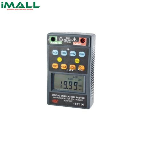 Dong Ho Do Dien Tro Cach Dien Sew 1651 In 1000vdc 500vac 0 2000mω