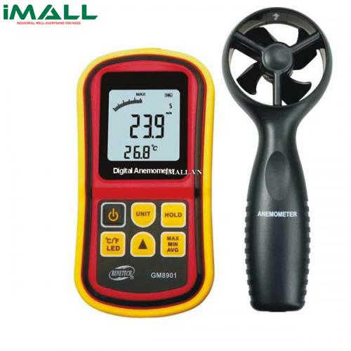 May Do Toc Do Gio Total Meter Gm 8901